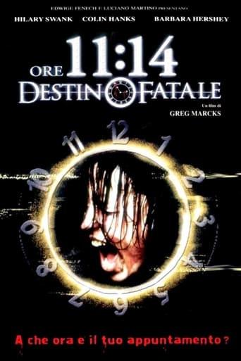 Ore 11.14 – Destino fatale