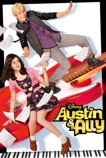 Poster of Austin & Ally