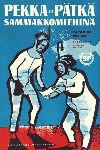 Watch Pekka ja Pätkä sammakkomiehinä 1957 full online free
