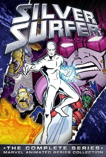Poster of Silver Surfer