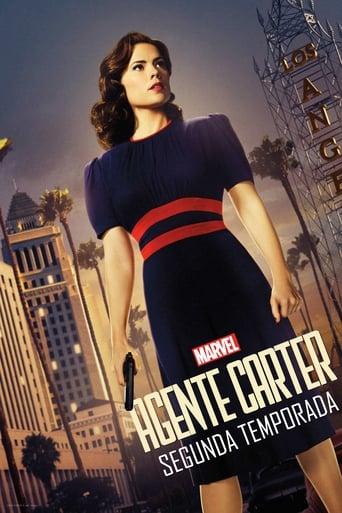Agente Carter da Marvel 2ª Temporada - Poster
