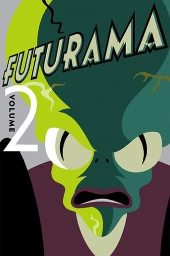 Futurama 2ª Temporada - Poster