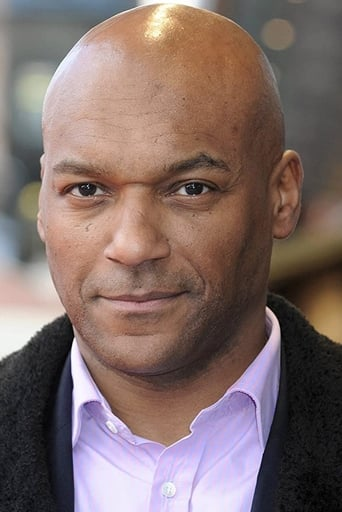 Colin Salmon alias The Barber