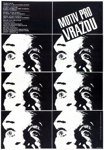 Poster of Motiv pro vraždu