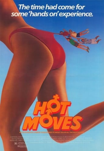 Poster of Hot Moves