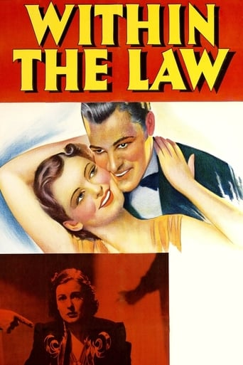 Poster of Within the Law