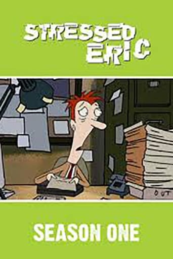 Poster of Stressed Eric