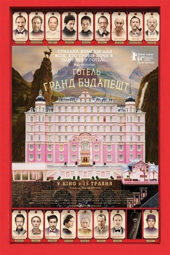 "Готель ""Ґранд Будапешт"""