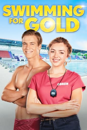 Poster of Swimming for Gold