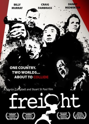 Poster of Freight