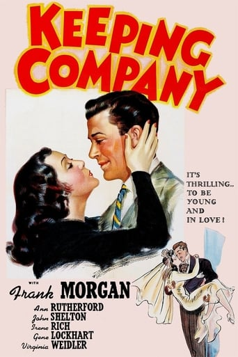Poster of Keeping Company