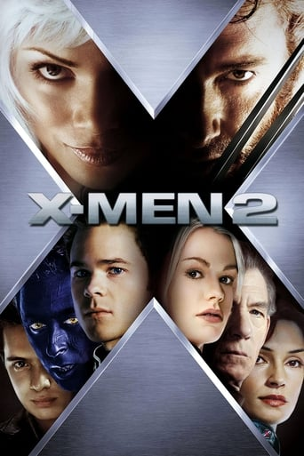X-Men 2 Torrent (2003) Dual Audio BluRay 1080p – Download