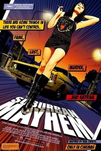 Poster of Suburban Mayhem