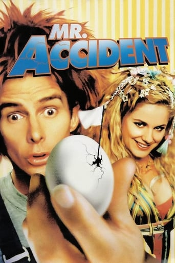 Poster of Mr. Accident