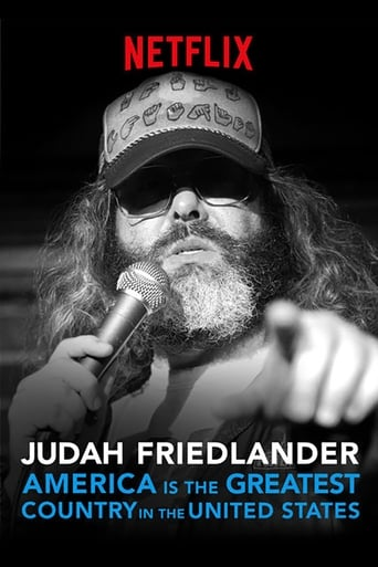 Poster of Judah Friedlander: America Is the Greatest Country in the United States