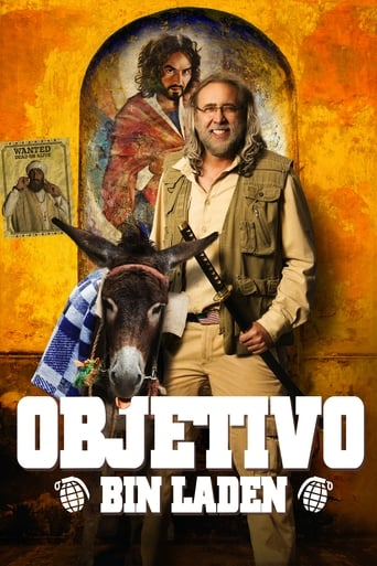 Poster of Objetivo: Bin Laden