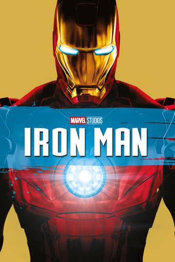 Filmplakat von Iron Man