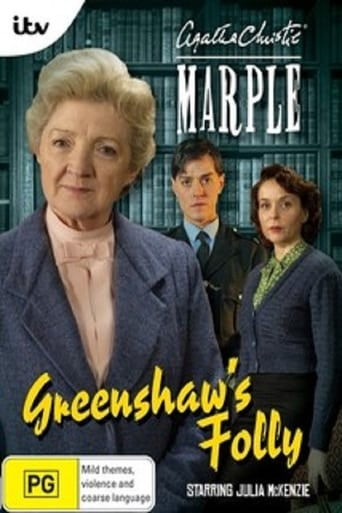 Poster of Marple: Greenshaw's Folly