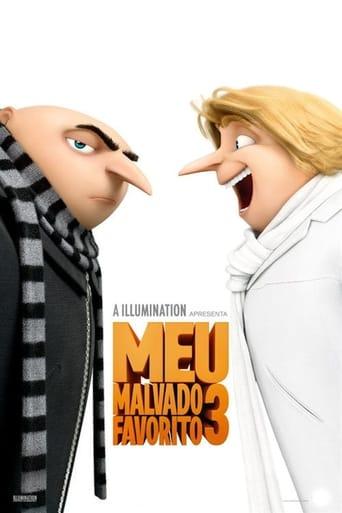 Poster of Meu Malvado Favorito 3
