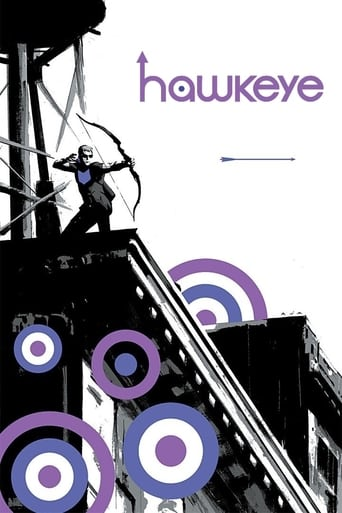 Poster of Hawkeye fragman
