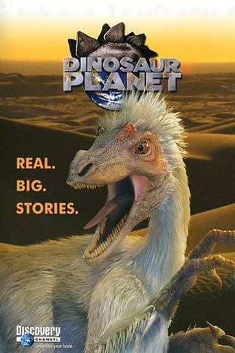 Poster of Dinosaur Planet