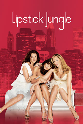 Poster of Lipstick Jungle