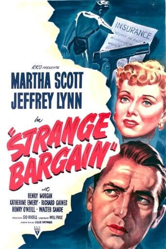 Poster of Strange Bargain
