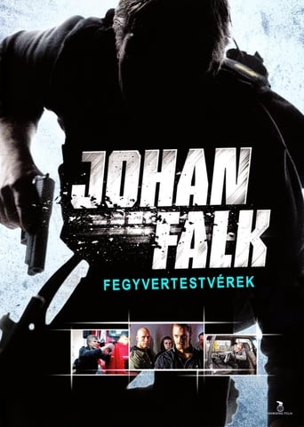 Johan Falk: Waffenbrüder