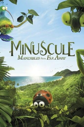 A Minuscule Adventure Poster