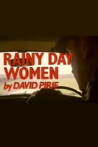 Poster of Rainy Day Women
