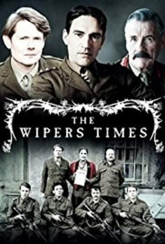 Poster of The Wipers Times