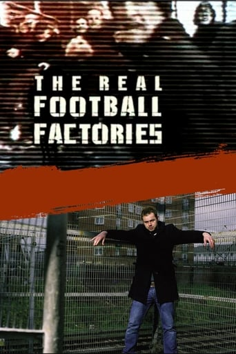 Poster of The Real Football Factories