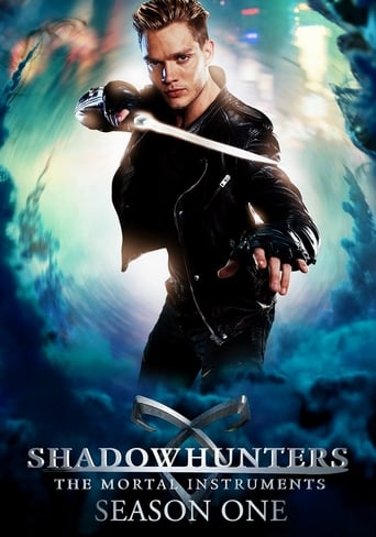 Caçadores de Sombras 1ª Temporada - Poster