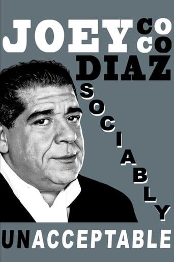 Poster of Joey Coco Diaz: Sociably UnAcceptable