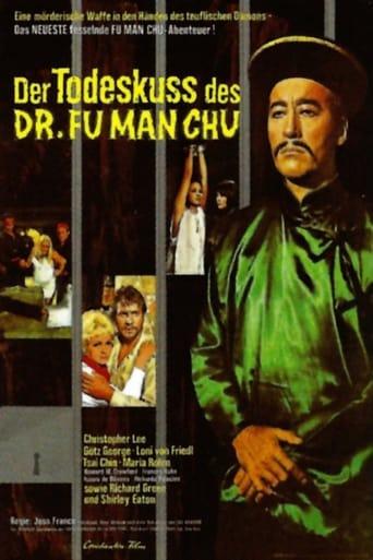 Der Todeskuß des Dr. Fu Man Chu