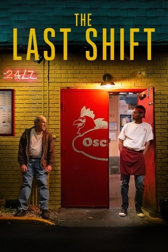 Poster of The Last Shift