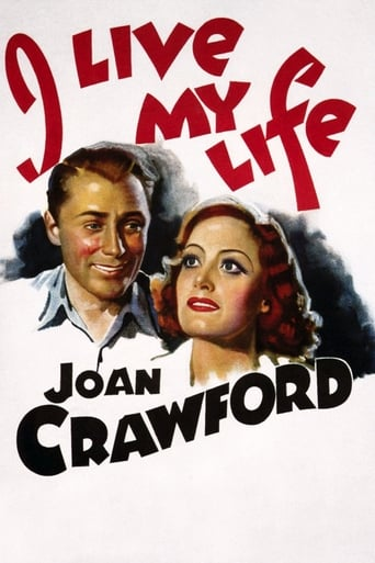 Poster of I Live My Life
