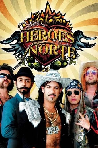 Poster Los heroes del norte
