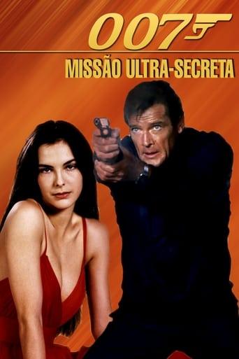 007 - Somente Para Seus Olhos - Poster