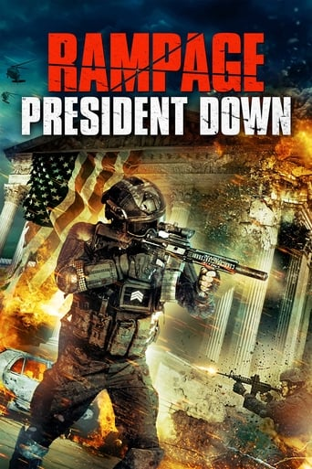 Poster of Rampage: President Down