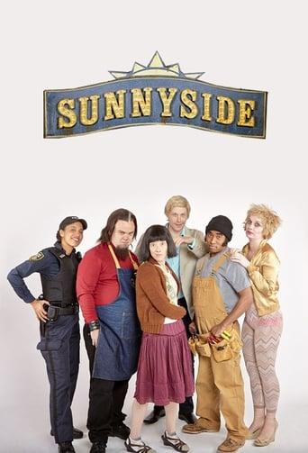 Sunnyside 1ª Temporada - Poster