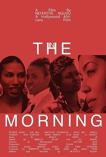 Poster of In The Morning