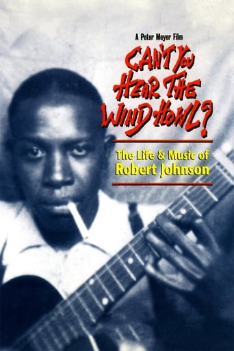 Poster of Can't You Hear the Wind Howl? The Life & Music of Robert Johnson