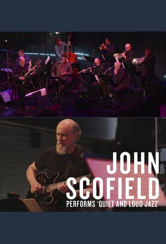 Poster of John Scofield: Quiet and Loud Jazz at Lincoln Center's Appel Room