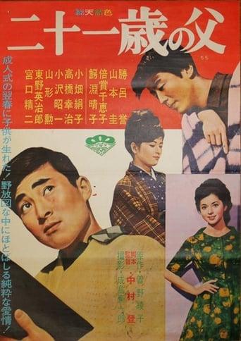 Poster of 二十一歳の父