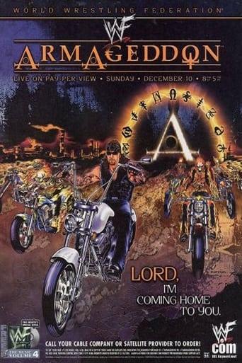 WWE Armageddon 2000