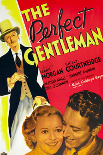 Poster of The Perfect Gentleman