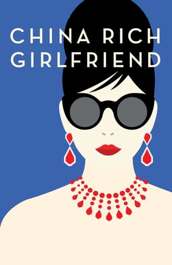 Poster of China Rich Girlfriend