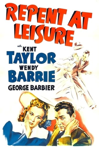 Poster of Repent at Leisure