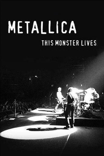 Poster of Metallica: This Monster Lives